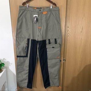 VTG FUBU EXTREME SPORTS Baggy Nylon Pants